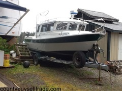 1996 24ft Seasport Explorer XL