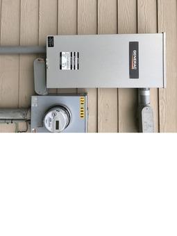 25KWH Fully Automated Generac Back-up Generator