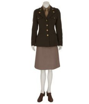 WWII Women's Military Uniforms