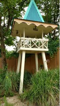 Tree Haus from Geauga Lake / Wildwater Kingdom